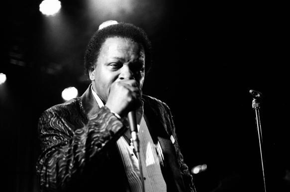 Lee Fields, La Cartonnerie - Reims